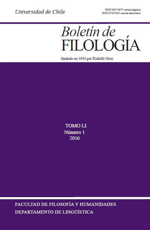 Boletín de Filología